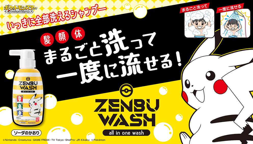 ZENBU WASH